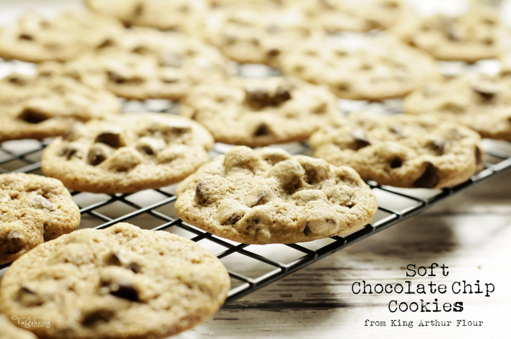 chocolate chip cookies   Sifted Together